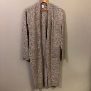 A New Day, Gray Duster Size Small
